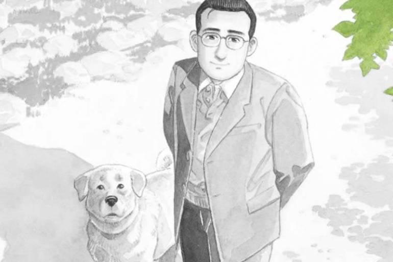 El caminante - Jiro Taniguchi
