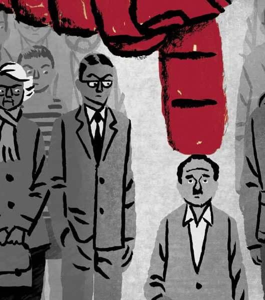Un hombre al margen - Alexandre Postel