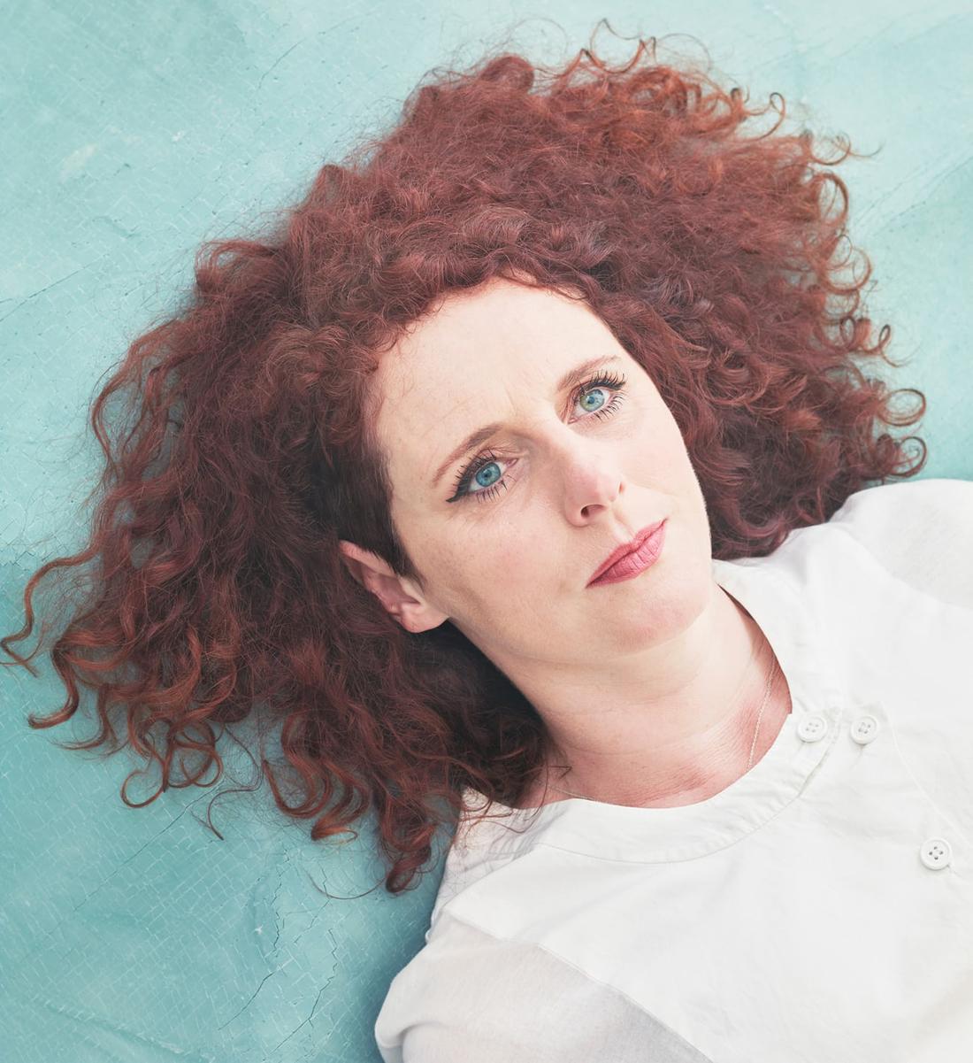 La escritora norirlandesa Maggie O'Farrell