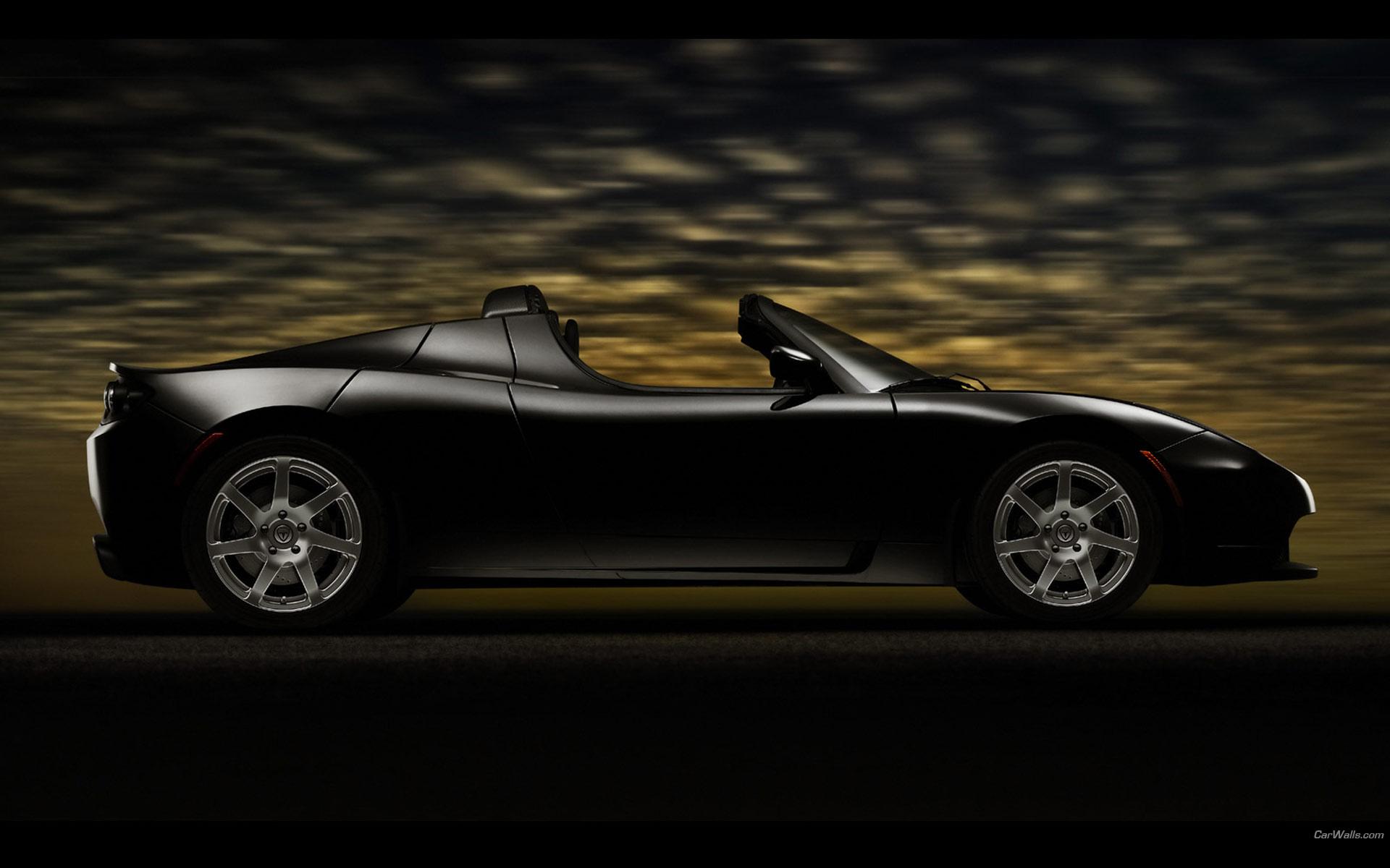 Tesla Roadster: Superlative der Elektromobilität