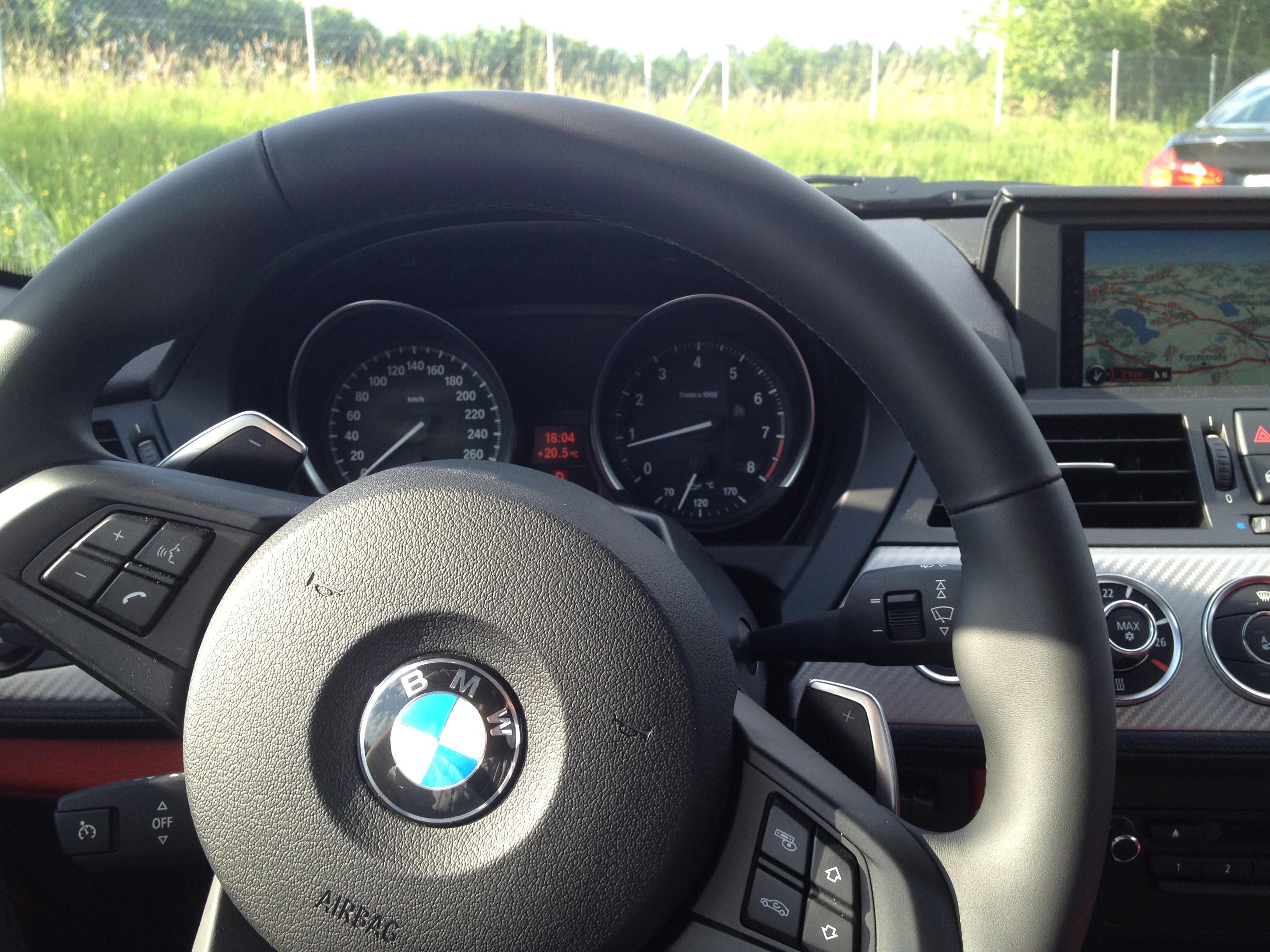 BMW Drive Days 2012