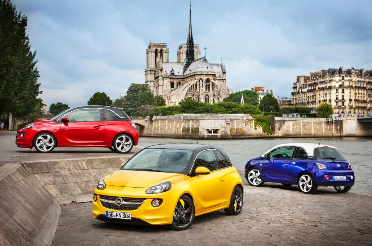 Opel Adam: Einer wie Keiner