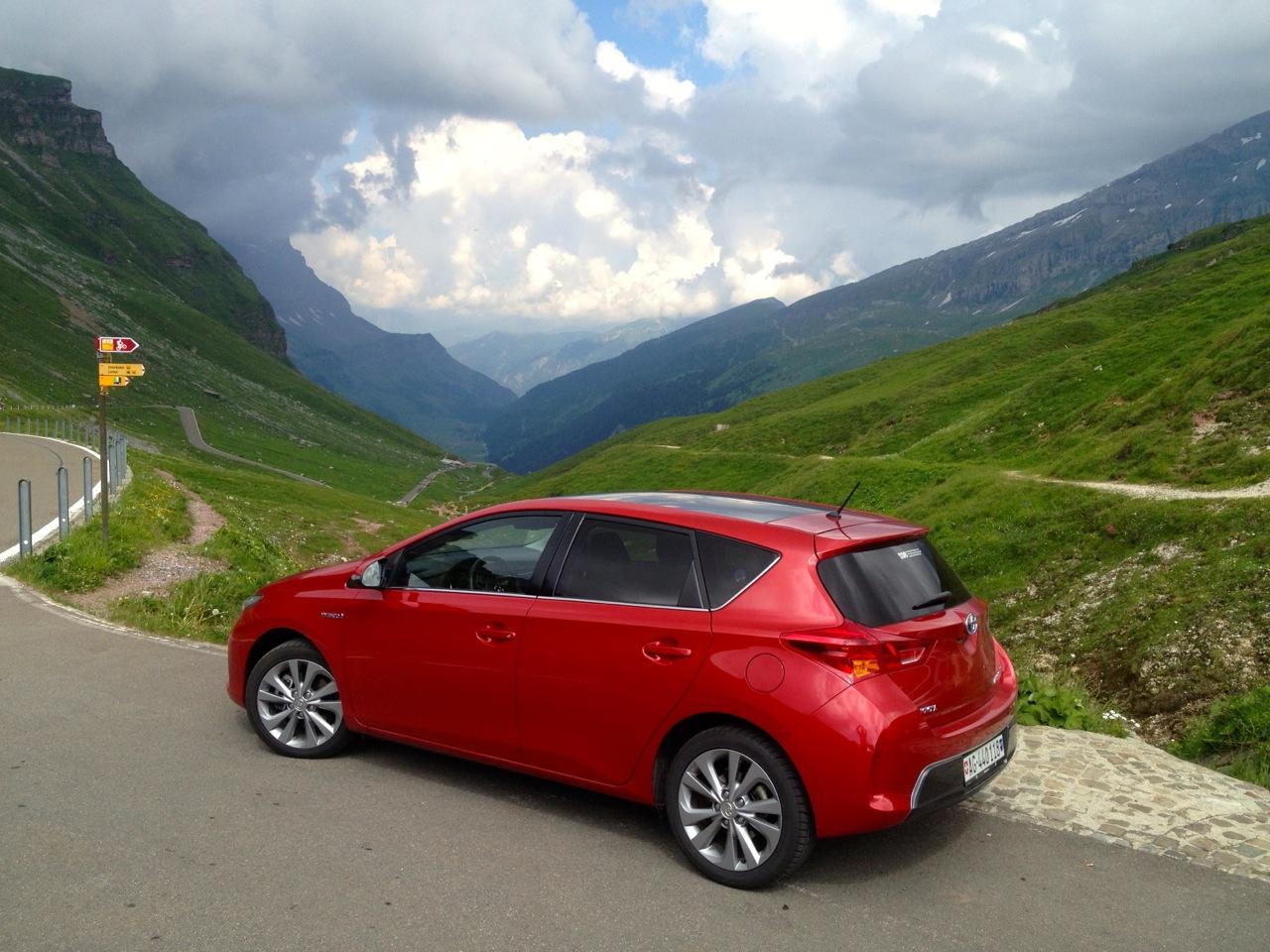 Toyota Auris Hybrid: Bewährte Kost