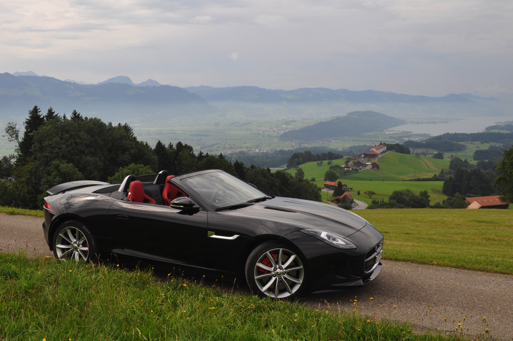 Jaguar F-Type S: Raubkatze mit Sound Inferno
