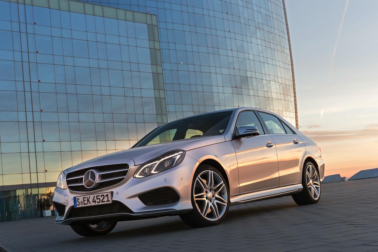 Formidabel: Mercedes-Benz E 250 Sedan