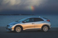 Honda Civic Earth Dream Technology