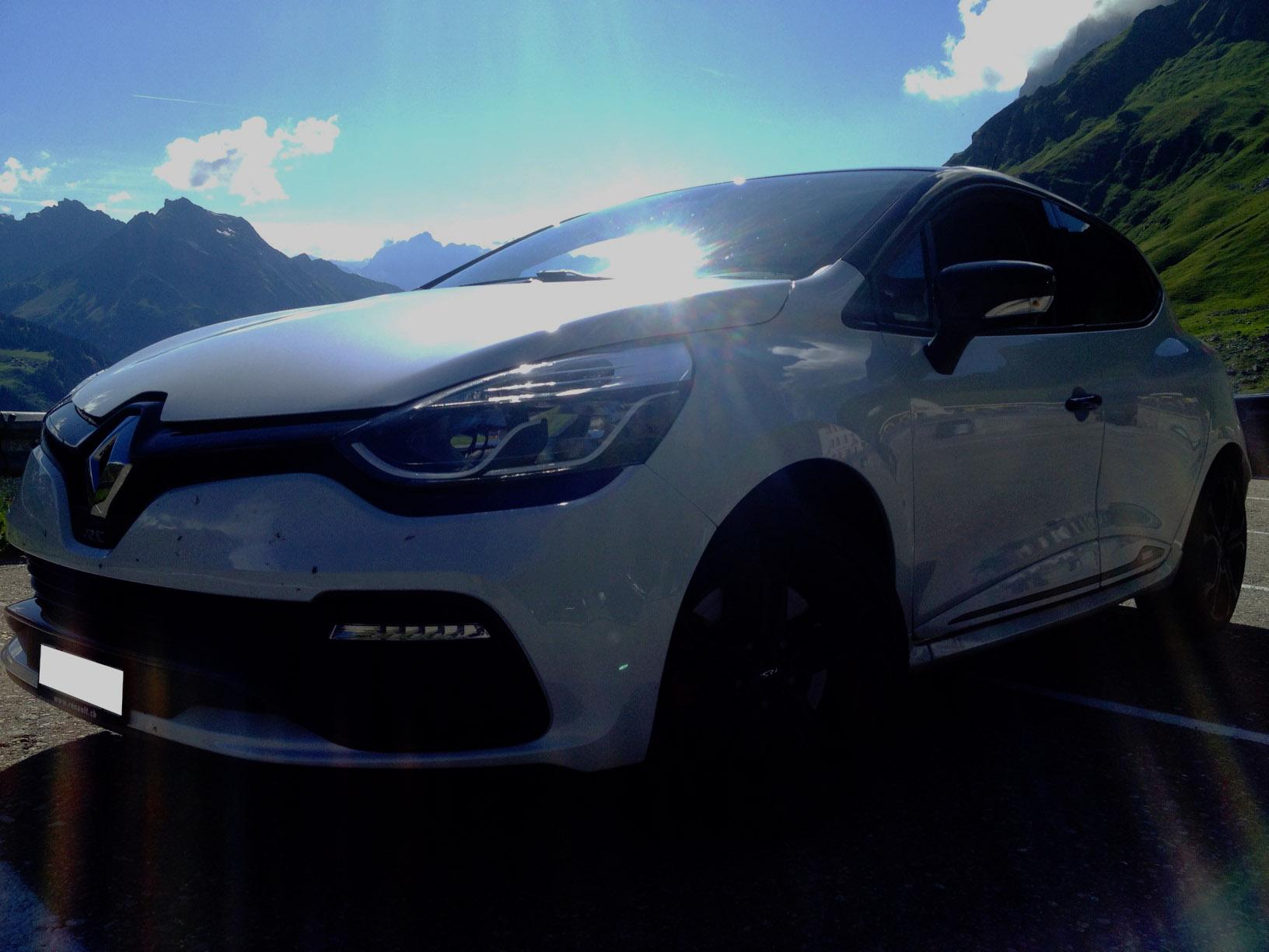Renault Clio R.S.: Kleine Granate