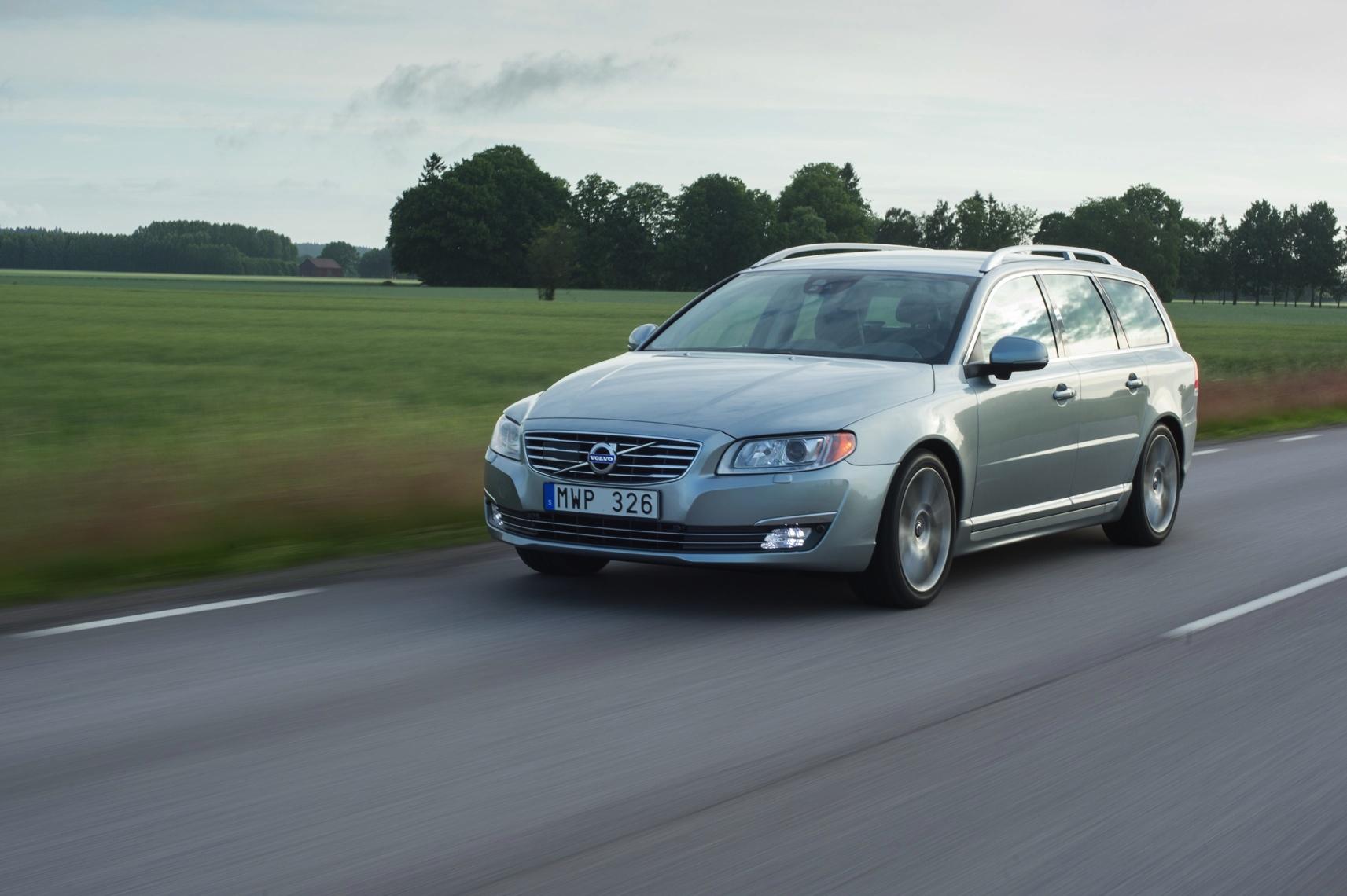 Volvo V70: Pragmatisch auf Schwedisch