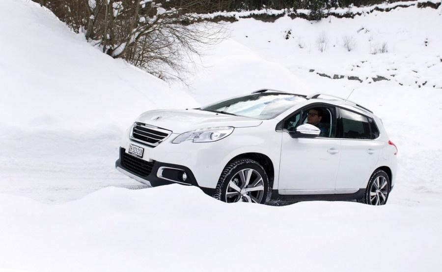Peugeot on Ice