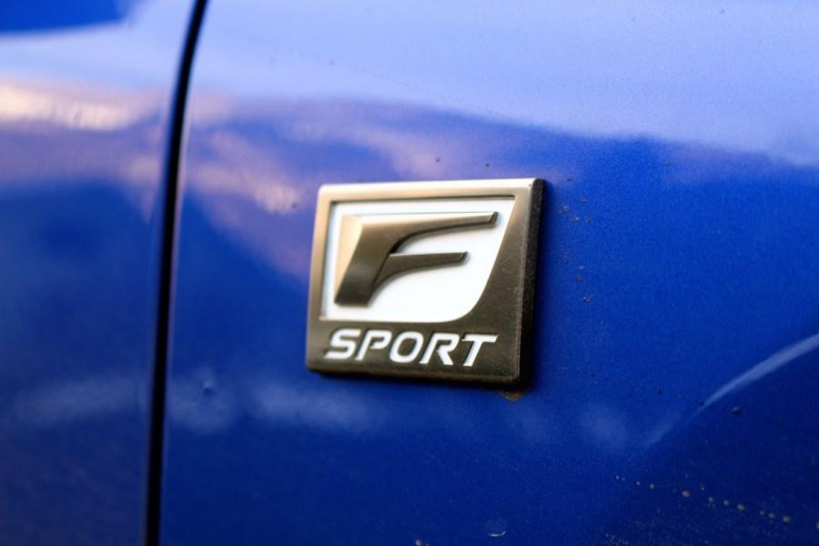 Lexus NX 300h F Sport