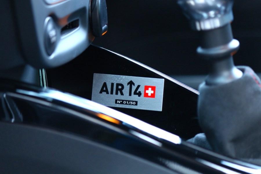 Renault Mégane R.S. Air 14