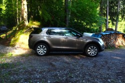 Land Rover Discovery Sport