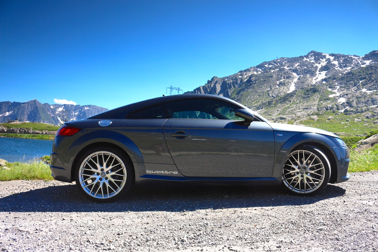 Audi TT: Perfektion zum Geniessen
