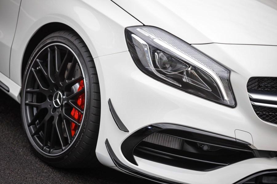 Mercedes A-Klasse Facelift