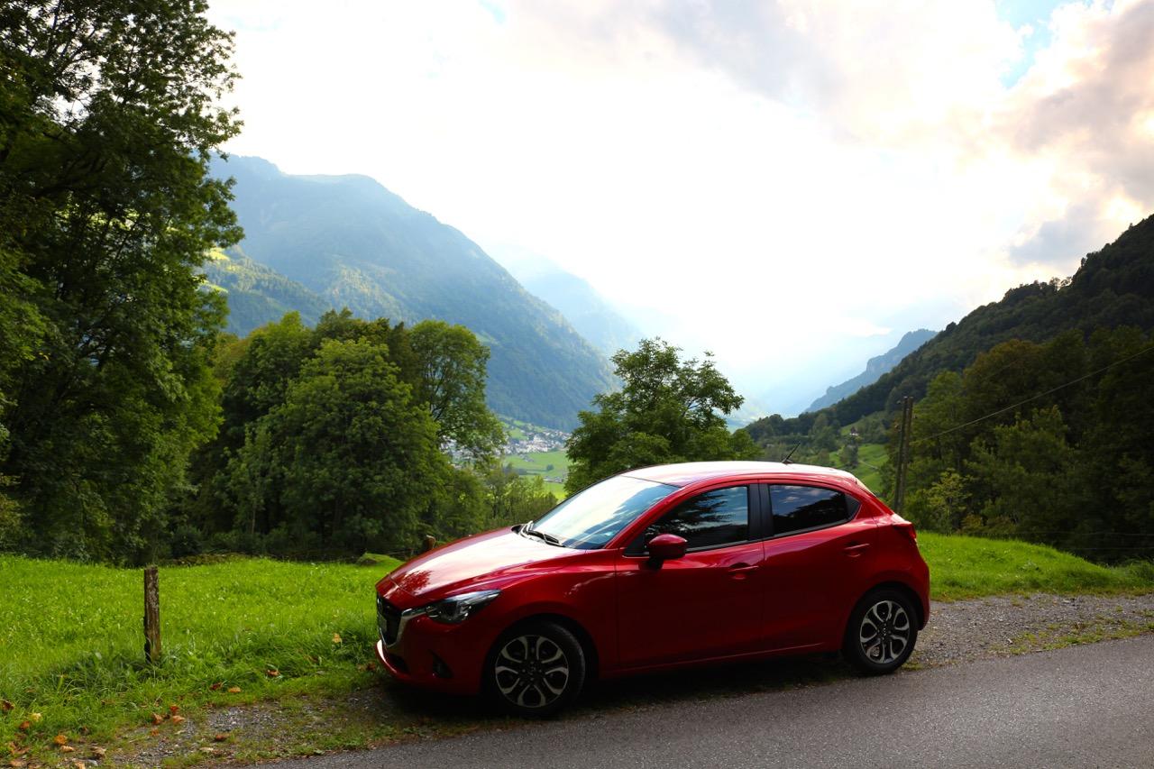 Mazda 2: Kleiner ganz gross