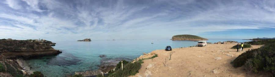Seat Ibiza auf Ibiza