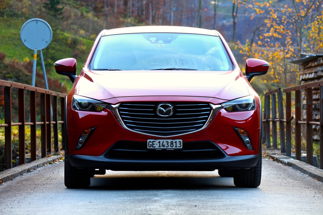 The Girl next door: Mazda CX-3