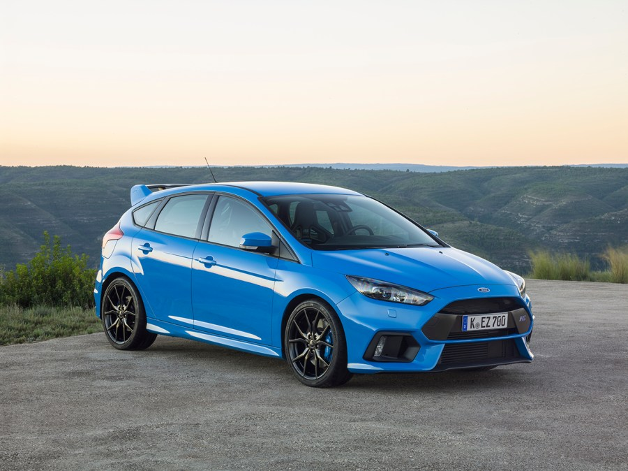 ford focus rs bad boy is back. Black Bedroom Furniture Sets. Home Design Ideas