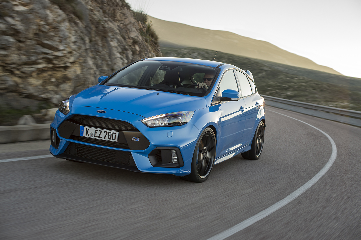 Ford Focus RS: Bad Boy is back