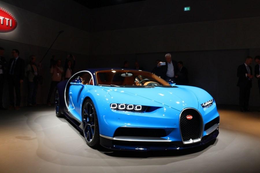 Autosalon Genf 2016