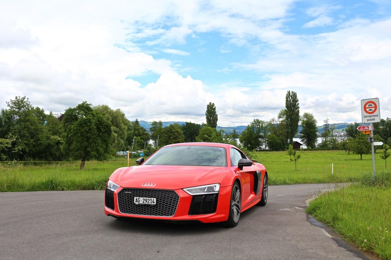 Audi R8: Drama Queen oder keine Drama Queen?