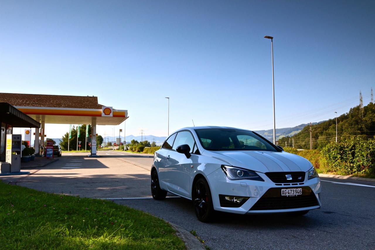 Giftstachel: Seat Ibiza Cupra