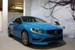 Volvo V60 Polestar mit Vierzylinder. Testwahrscheinlichkeit: Hoch
