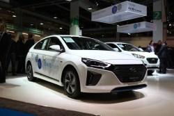Hyundai Ioniq Hybrid. Testwahrscheinlichkeit: Hoch