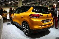 Renault Scenic. Testwahrscheinlichkeit: Hoch