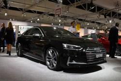 Audi A5. Testwahrscheinlichkeit: Hoch