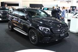 Mercedes GLC Coupé. Testwahrscheinlichkeit: Mässig