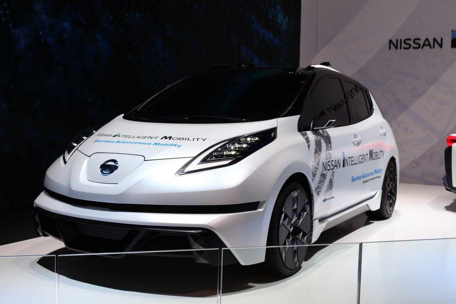 Nissan Intelligent Mobility Concept