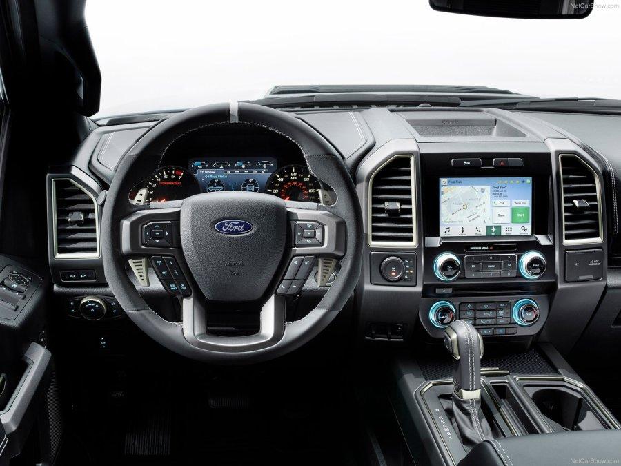 Ford F 150 Raptor