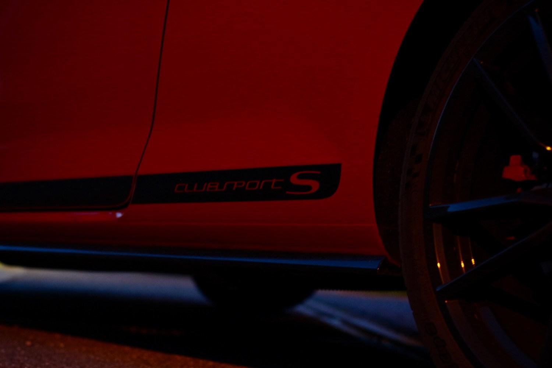 2016 VW Golf GTI Clubsport S