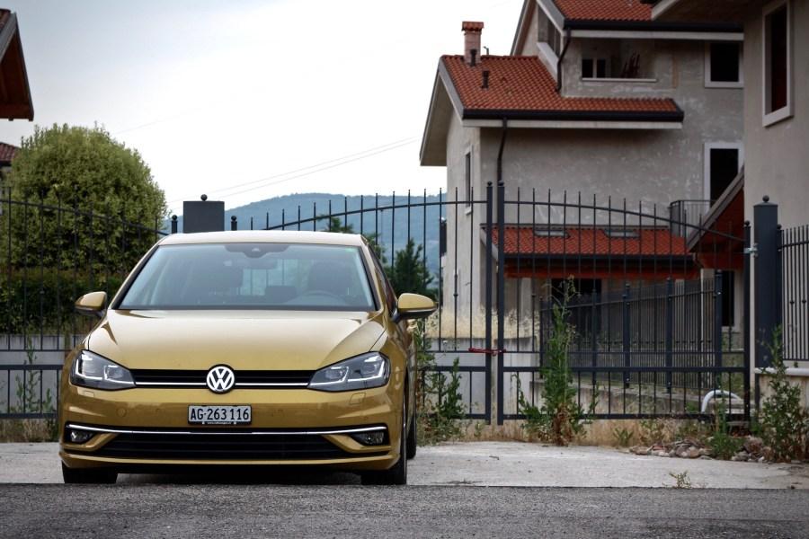 2017 VW Golf 7