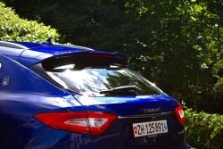 2016 Maserati Levante S