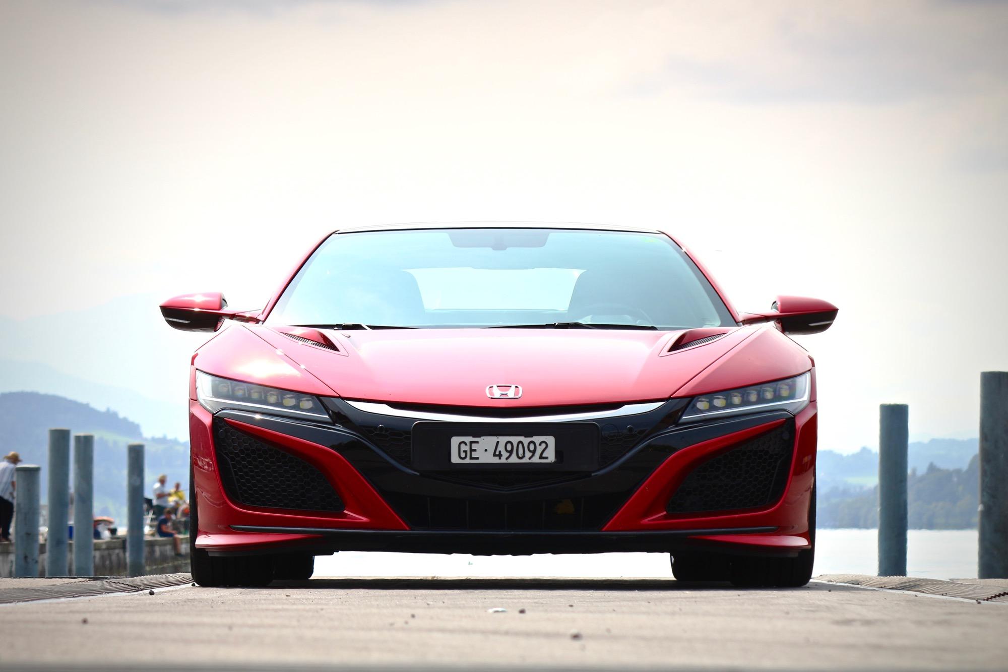 Honda NSX: Der Exot, den alle sehen wollen