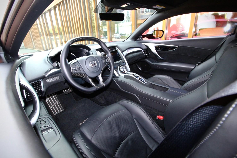 2017 Honda NSX