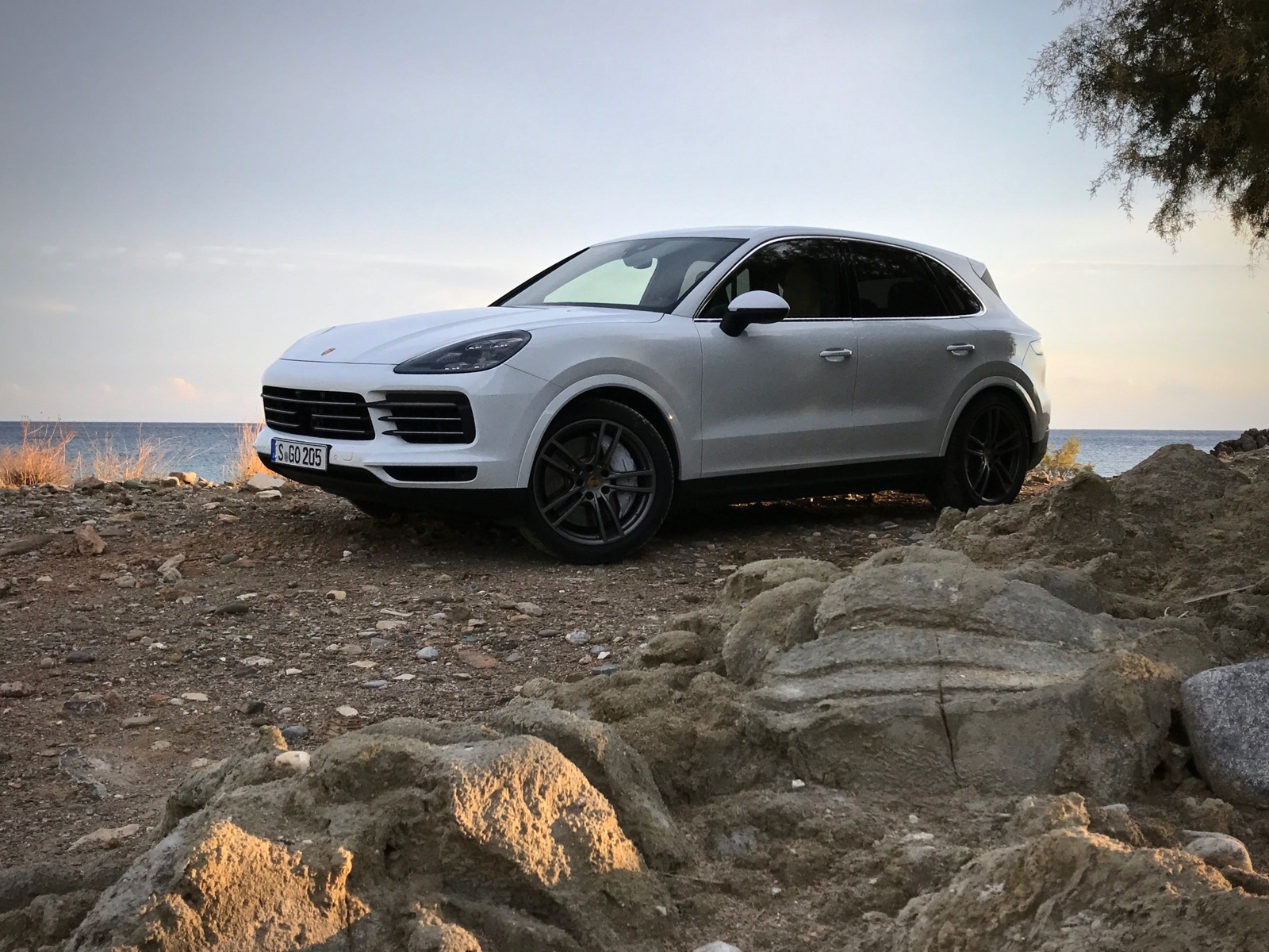 Business as usual: Porsche Cayenne