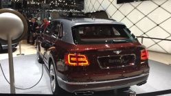 Bentley Bentayga PHEV