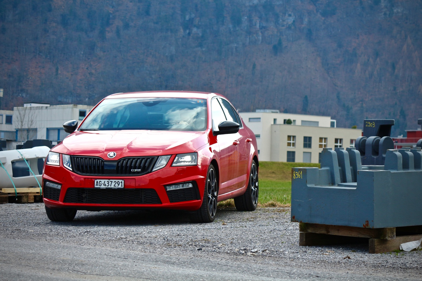 Skoda Octavia RS 245: Sportler mit Mass