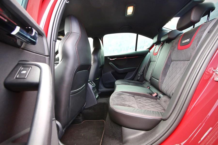 2017 Skoda Octavia RS