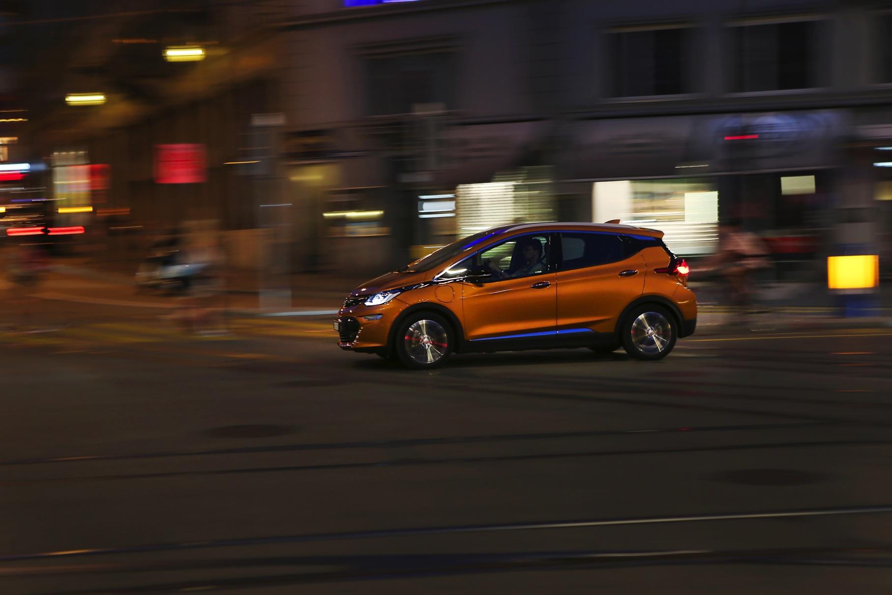 Kuckucksauto: Opel Ampera-e