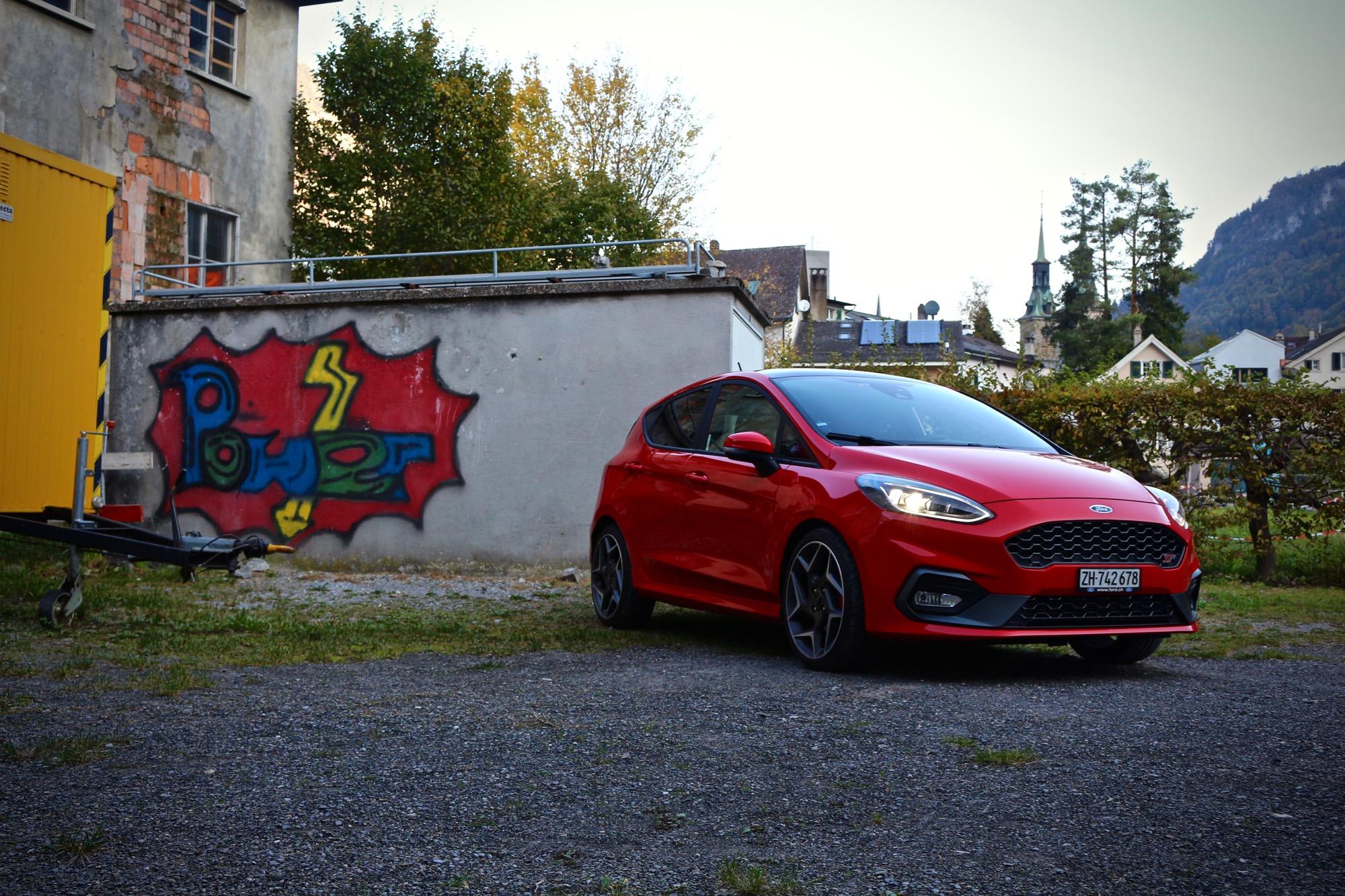 Ford Fiesta ST: Eier aus Stahl