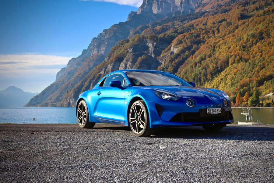 2018 Alpine A110 Premiere Edition