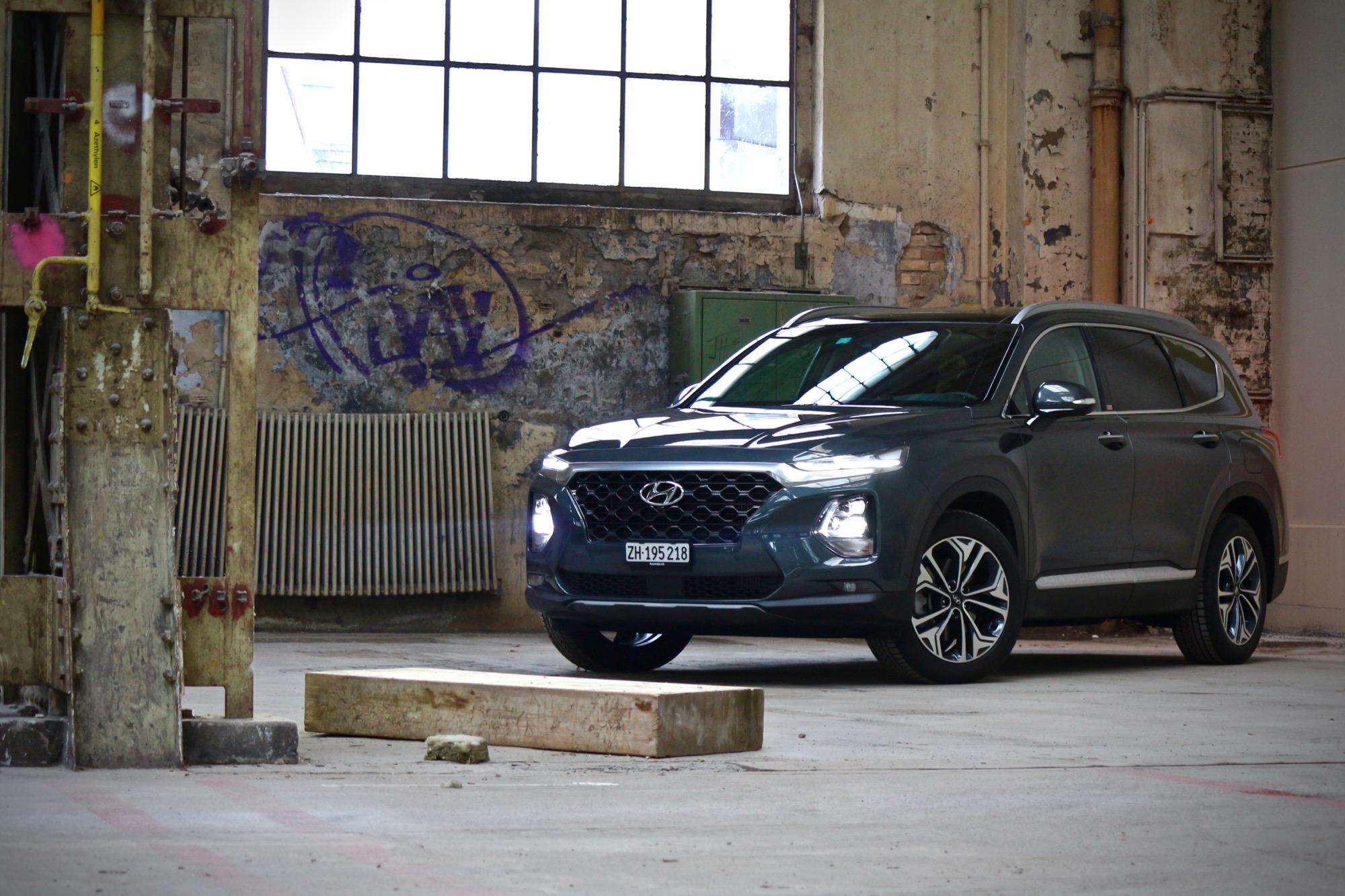 Hyundai Santa Fe: Das Streben nach mehr