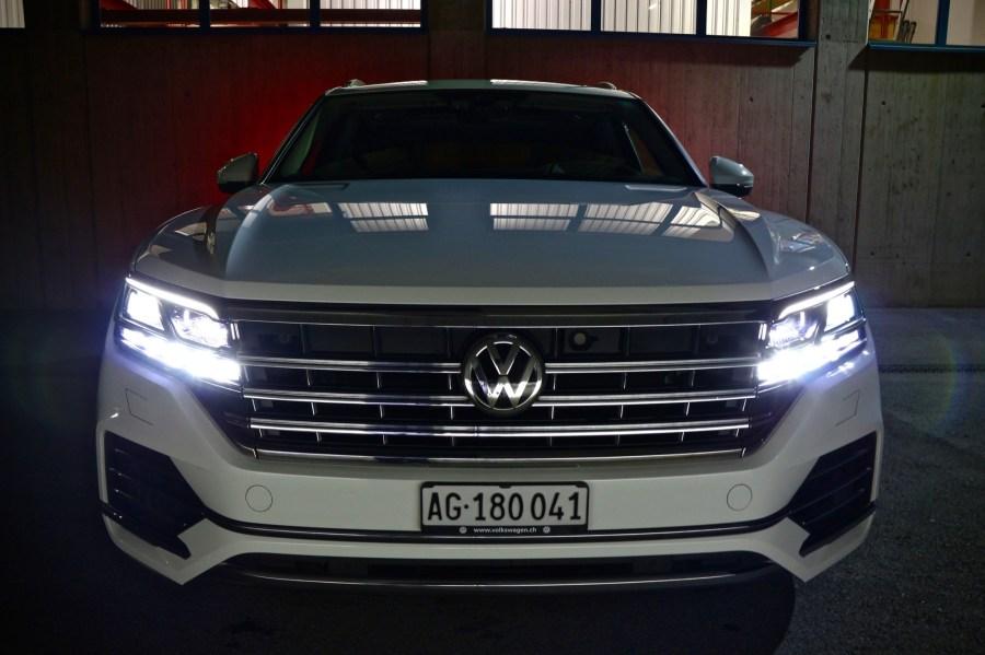 2018 VW Touareg
