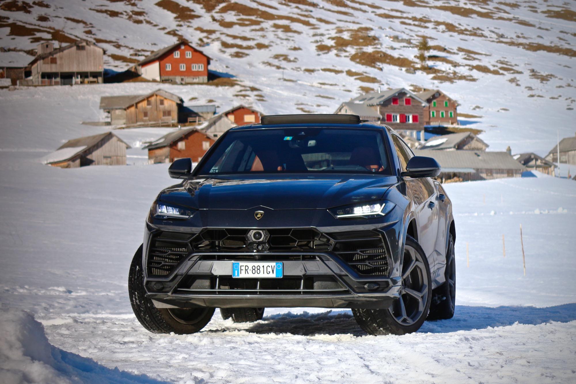 Lamborghini Urus: Entdecke das Tier (in dir)