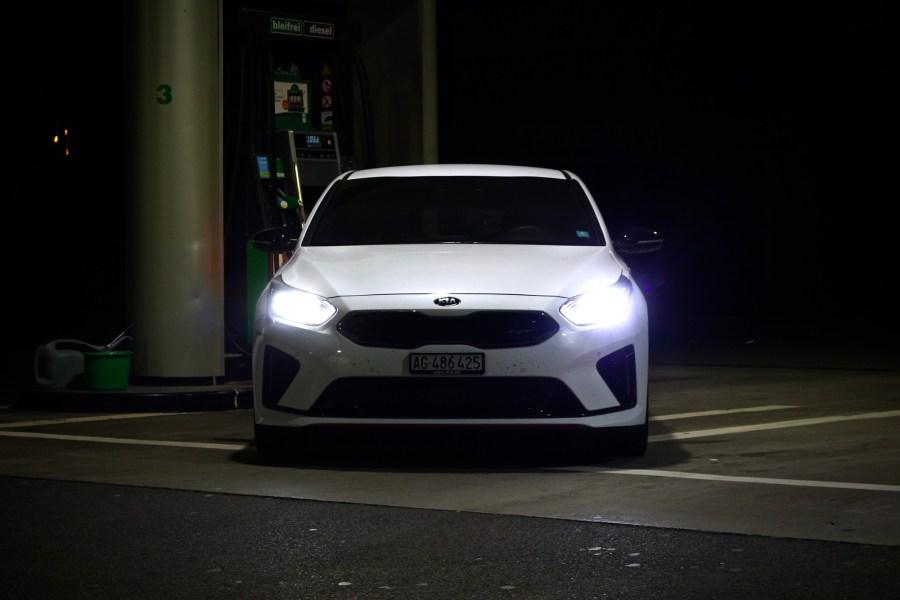 2018 Kia Proceed GT