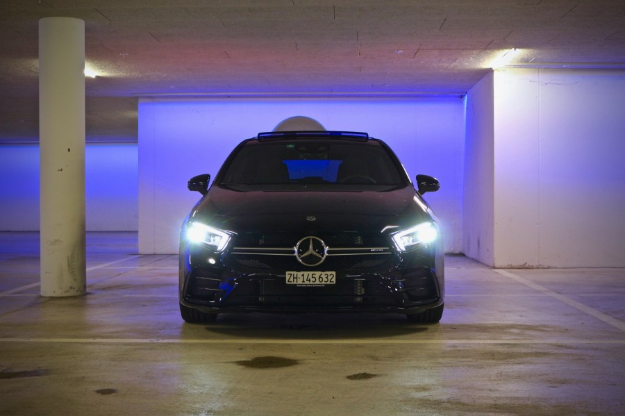 2019 Mercedes-AMG A35